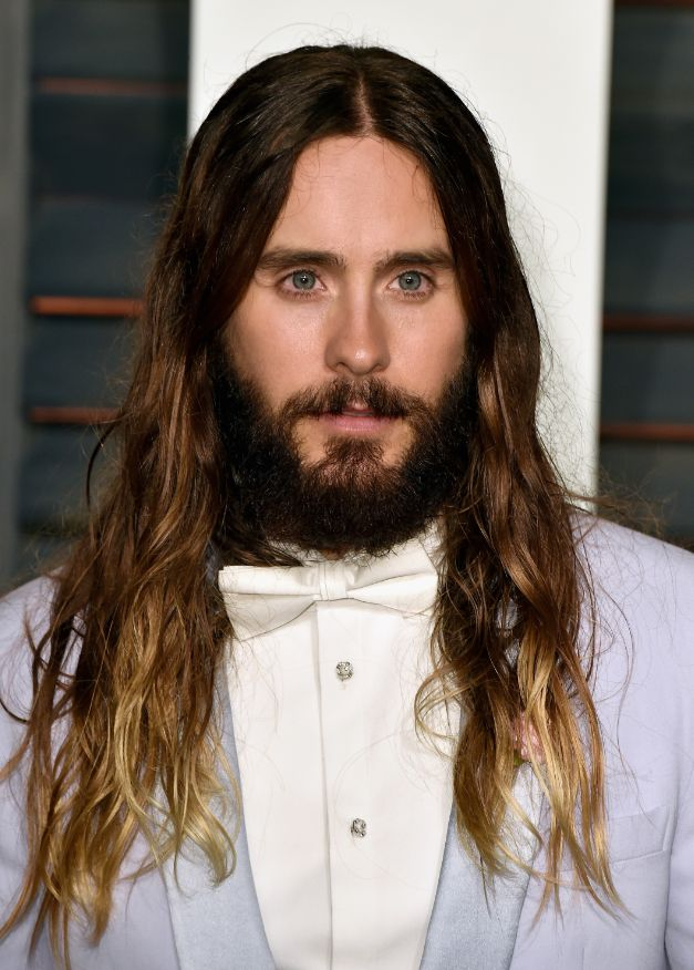 Where did Jared Leto's hair go?
