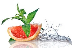 Ultimate 10-Day Plan to Trim Fat for Good: Peppermint Leaves, Slices Grapefruit, Detox Water, Ultimate 10 Day, Dr. Oz, Fat Flush Water, Trim Fat, 10 Day Plans, Water Recipes