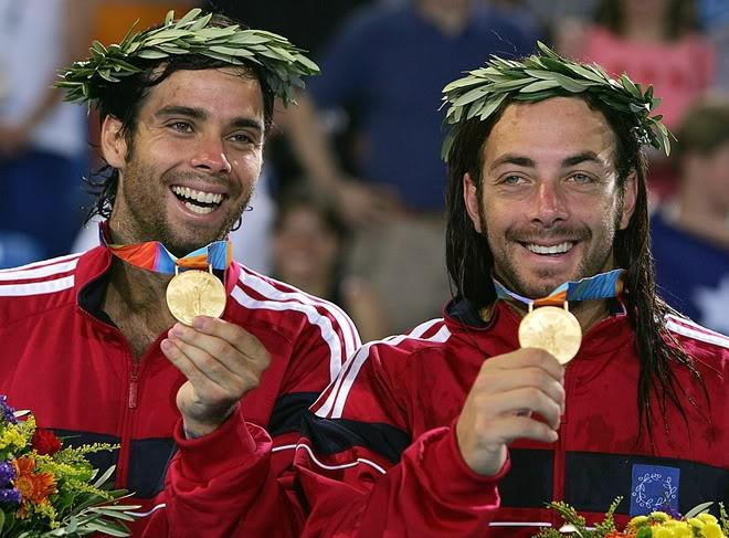 Fernando Gonzalez and Nicolas Massu - Olimpic Games 2004 #tennis