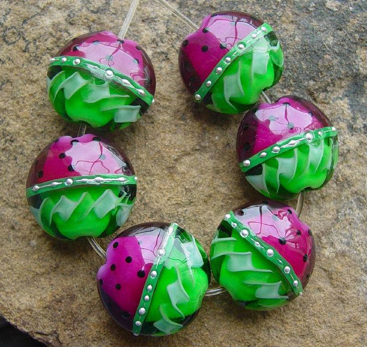 catherine steele clay beadsglass
