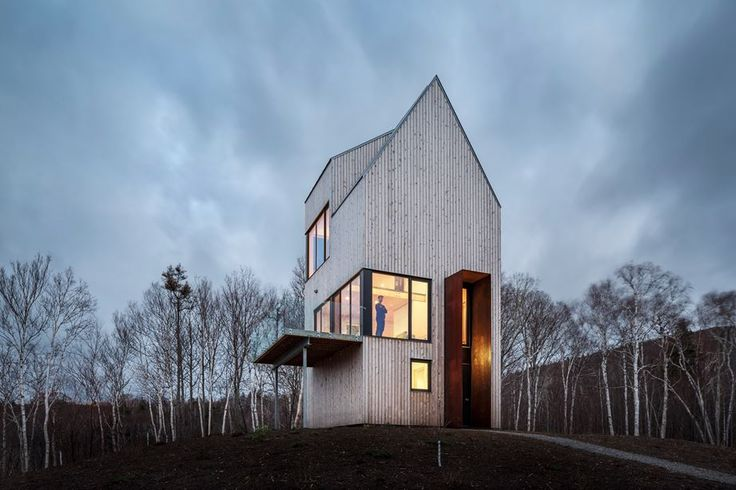 The 27 best Rabbit Snare Gorge Cabin images on Pinterest   Architect ...
