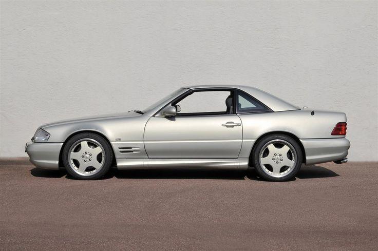 Mercedes-Benz R 129 SL 55 AMG Mille Miglia 1999 3