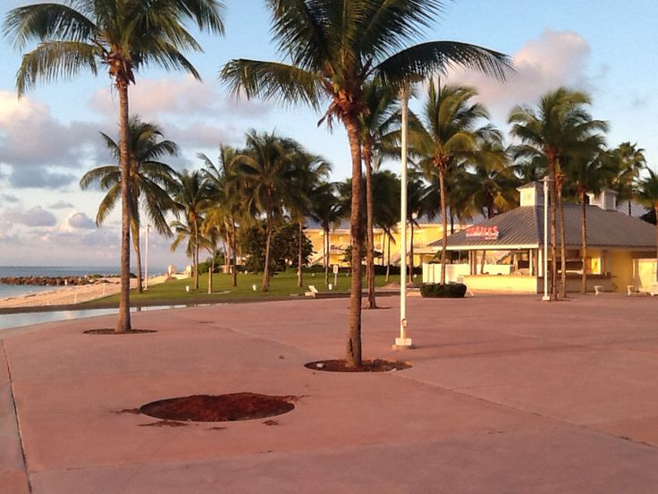 Grand Lucayan Resort next door to Memories on Grand Bahamas.