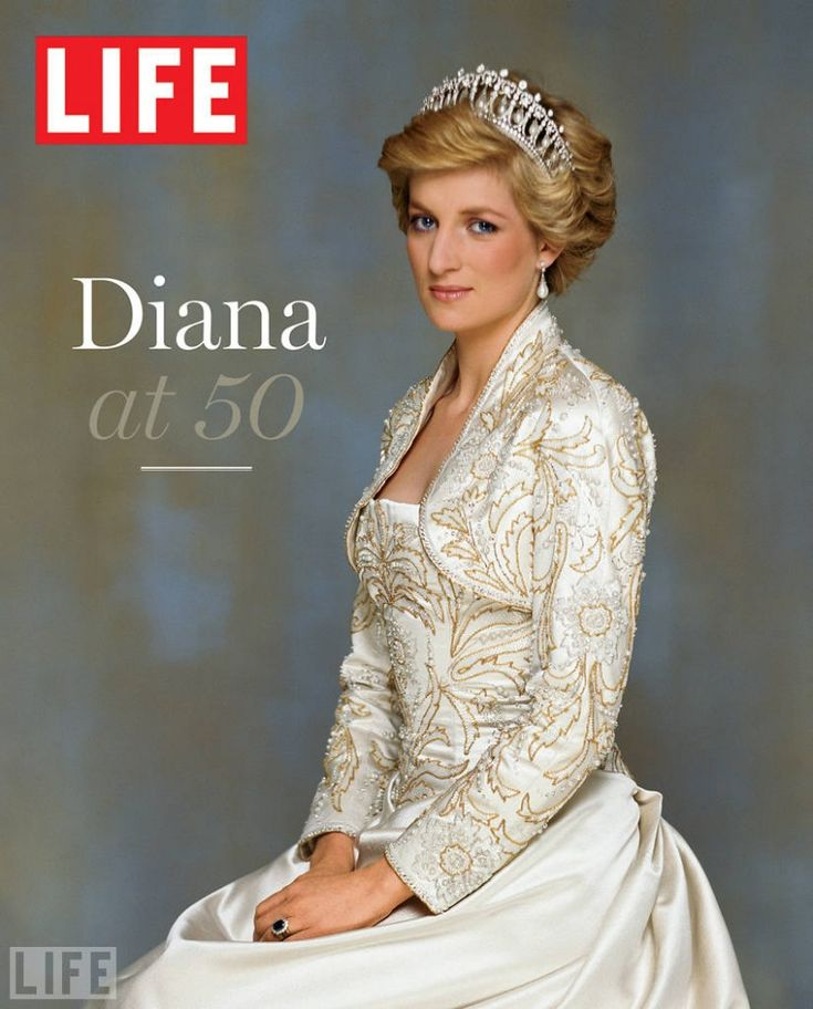 Life of princess diana