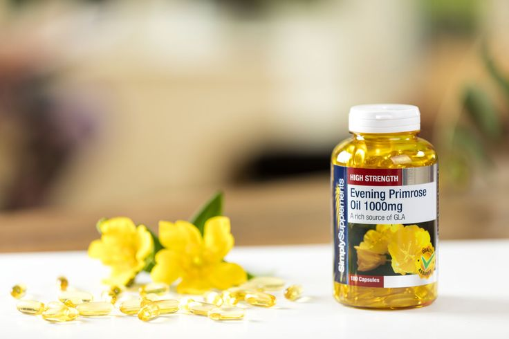 Evening Primrose Capsules    - For a healthy heart and circulation - Promotes healthy skin and hair - Regulates hormonal balance