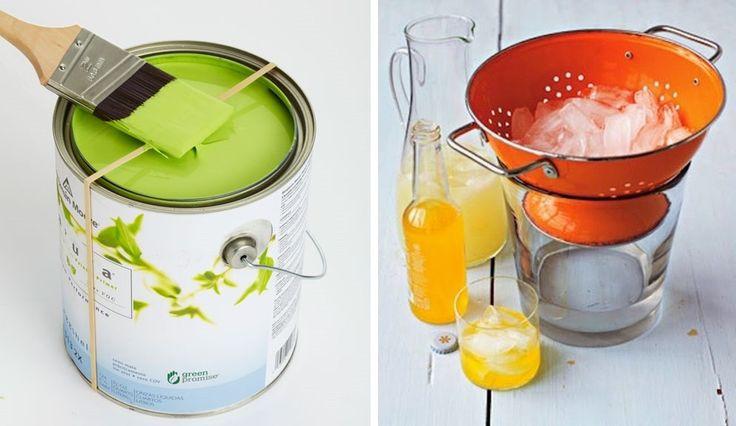 25 kreatív ötlet a háztartásban fellelhető tárgyak praktikus hasznosítására - MindenegybenBlog