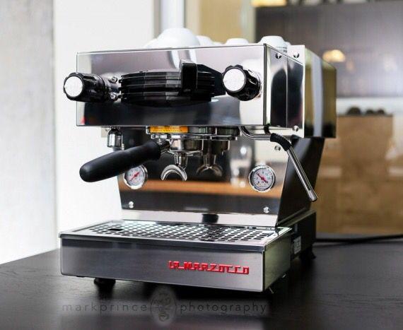 La Marzocco Linea Mini - home machine of my dreams