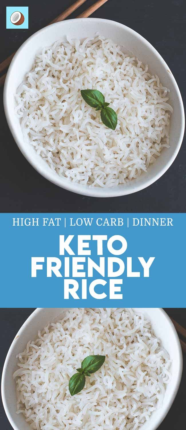 rice and keto diet