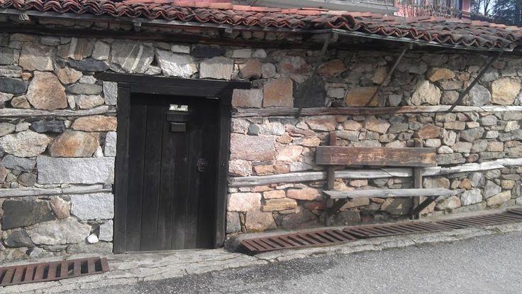 Fachadas rusticas en casas peque as - Fachadas rusticas ...