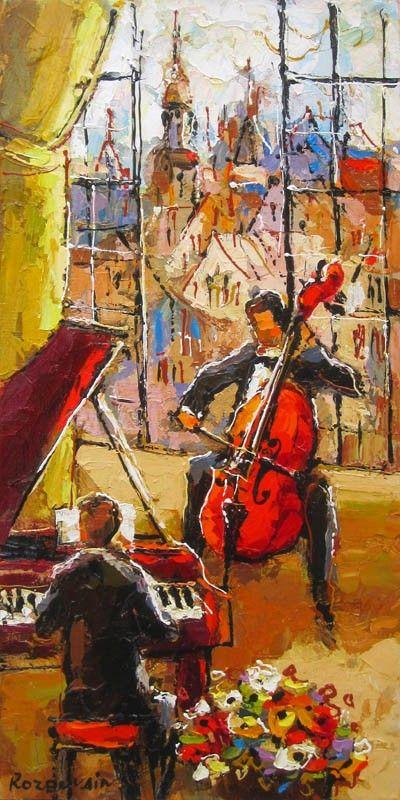 Michael Rozenvain   Art&Tatucya