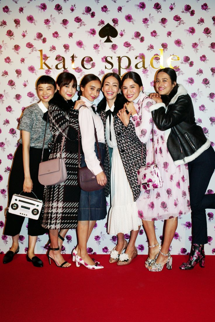 kate spade new york fall 2016 #starofyourownshow celebration at cafe 1894 in tokyo, hosted by deborah lloyd and jourdan dunn with a special performance by chara.