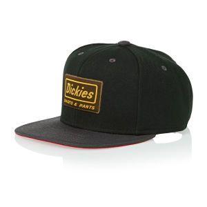 Dickies Caps - Dickies Jamestown Cap - Black