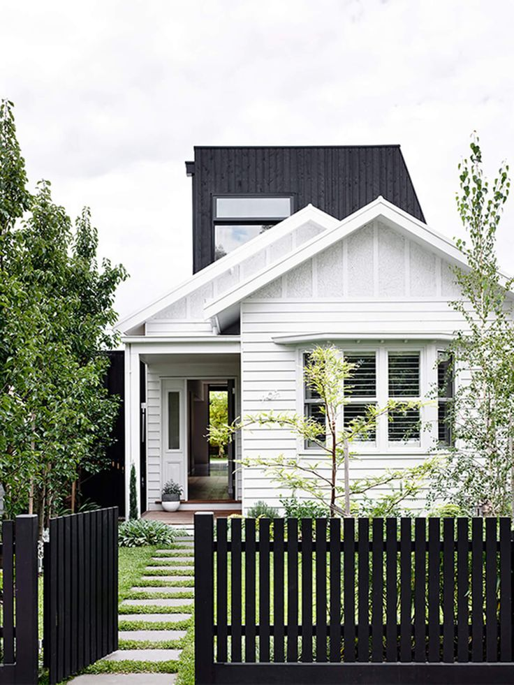 The 25 best edwardian house ideas on pinterest living for Modern weatherboard home designs