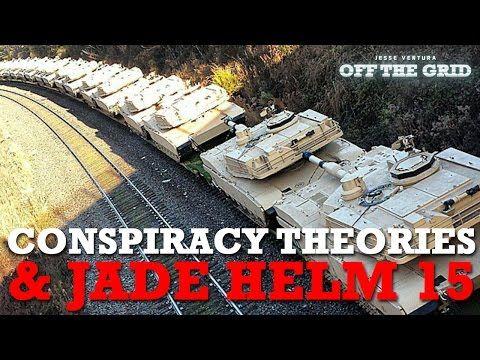 Jesse Ventura on Conspiracy Theories and Jade Helm 15 | Jesse Ventura Off The Grid - Ora TV - YouTube