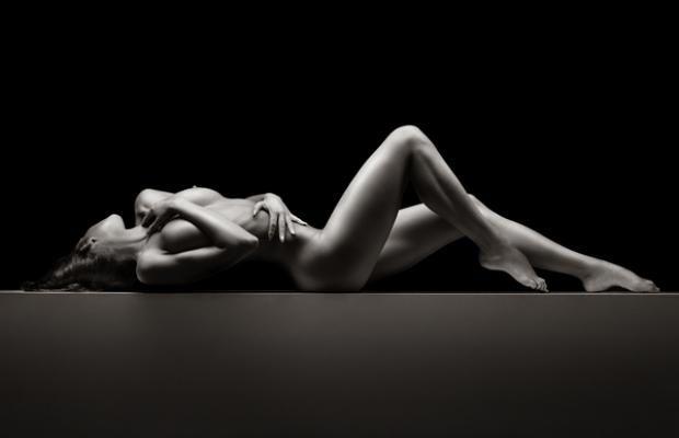 Красотата на голото женско тяло (II част)   High View Art