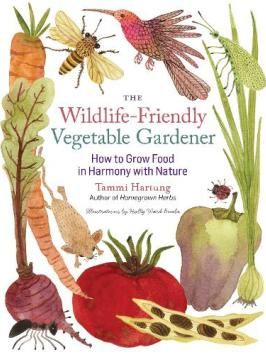 Grow a Wildlife-Friendly Edible Garden (and Enter Our Book Giveaway!) --> http://www.hgtvgardens.com/garden-types/gardening-with-nature-the-wildlife-friendly-edible-garden?soc=pinterest