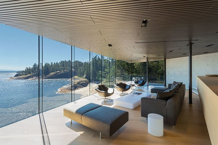 Five Contemporary Cliff-Top Houses Photos   Architectural Digest