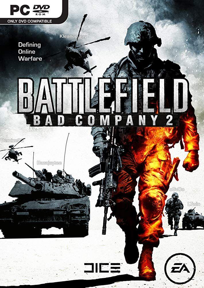 Battlefield Bad Company 2 Video Game 2010 Imdb Battlefield