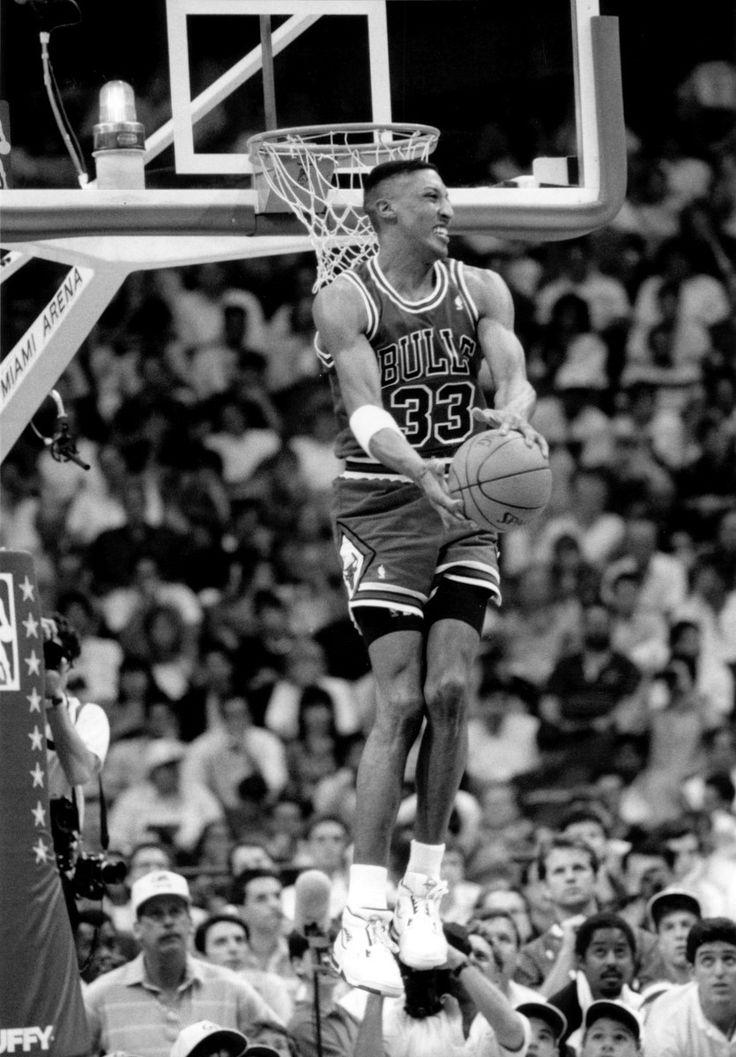 Scottie Pippen Chicago Bulls