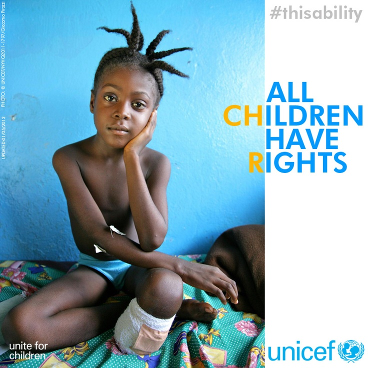 All Children have rights!