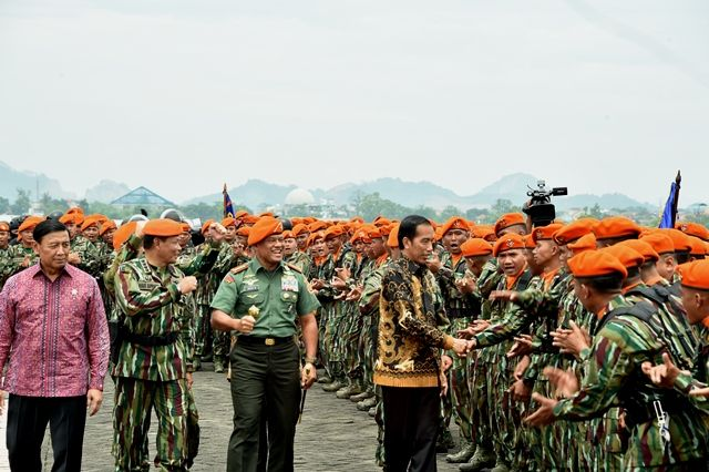 korps Pasukan Khas (Paskhas)