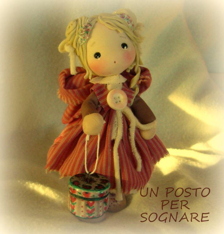 doll porcelana fria,bambolina porcellana fredda,paste polimere,pasta mais,and -made,