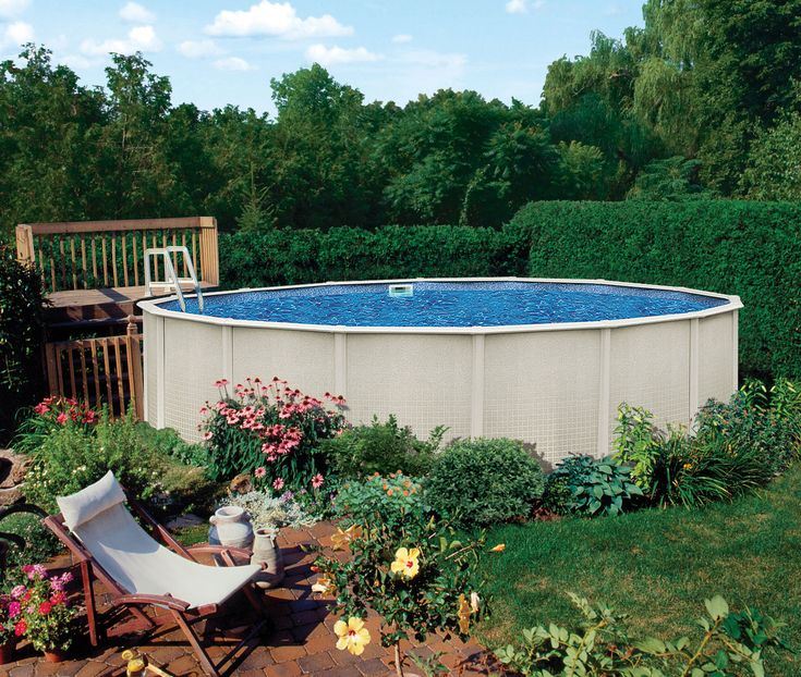 Best 25 best above ground pool ideas on pinterest deck for Best looking above ground pools
