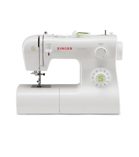 Singer 2277 Tradition Sewing Machine at Joann.com Very good basic machine. Great for beginners. One step buttonhole.