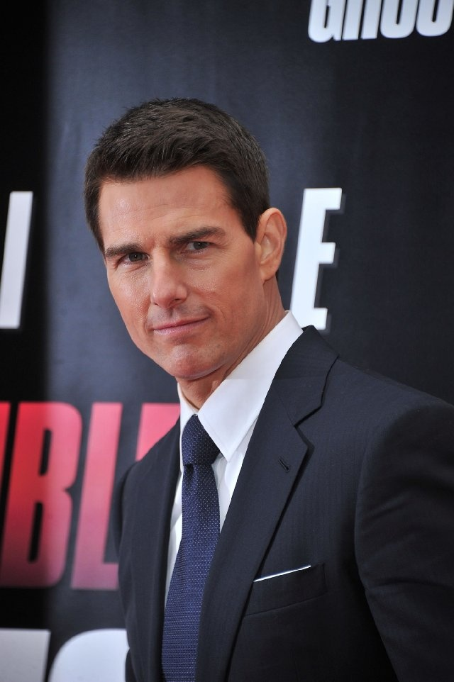 Tom Cruise at event of Mission: Impossible - Ghost Protocol
