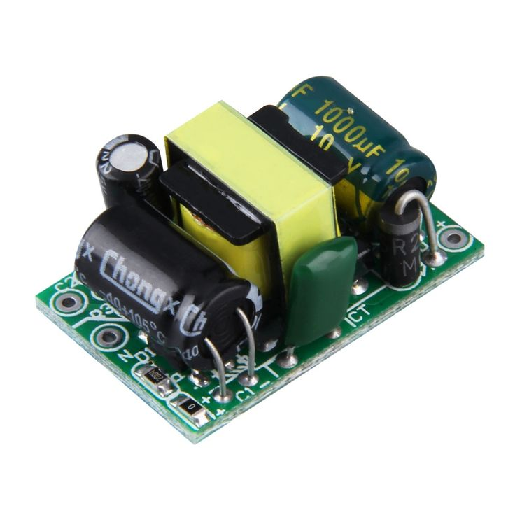 5V 700mA 3.5W AC-DC Precision Buck Converter AC 220v to 5v DC step down Transformer power supply module for Arduino hot sale