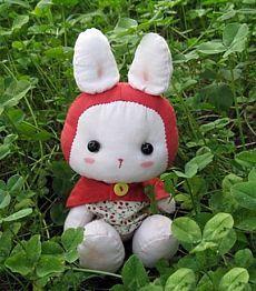 Los formularios para la artesanía de tejido: Conejo Lully