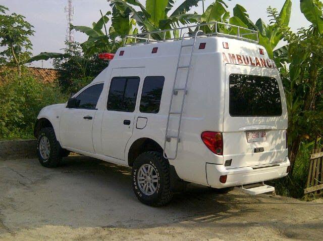 Ambulance Workshop & Dealer: JUAL AMBULANCE PERTAMBANGAN & AMBULANCE PUSLING
