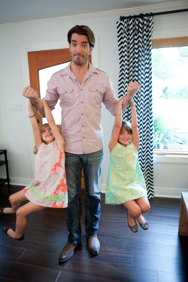 DIY Network brings you 23 priceless images of the Property Brothers' Drew and Jonathan Scott doing what they do best: being hilarious!