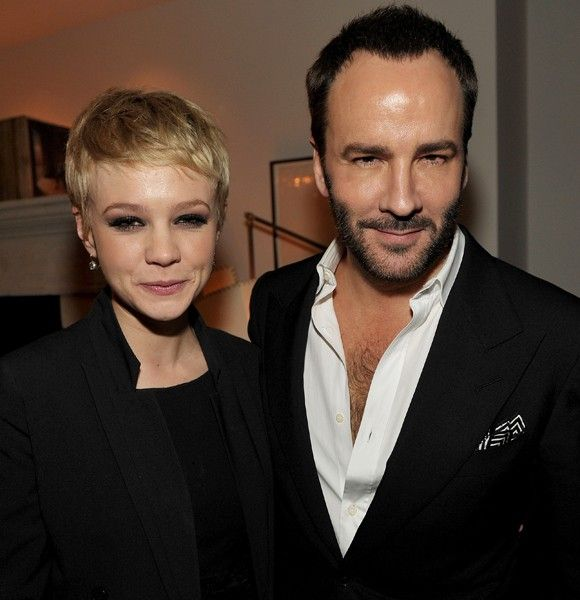 "Tom Ford (Fashion designer/director) worked his way up the fashion industry ladder to become creative director of Gucci in 1994; Ford parted ways with Gucci in 2004 to start his own eponymous fashion brand and to launch a film production company, Fade to Black. He made his directorial debut with 2009's ""A Single Man,"" starring Colin Firth. Ford has been in an openly gay relationship with his partner Richard Buckley since 1986, & he is estimated to be worth approximately $200 million."