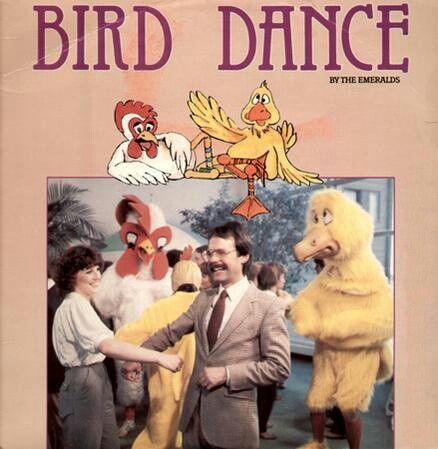 the emeralds : bird dance
