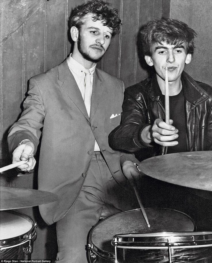 24NOV1961, Ringo was still with Rory Storm and the Hurricanes