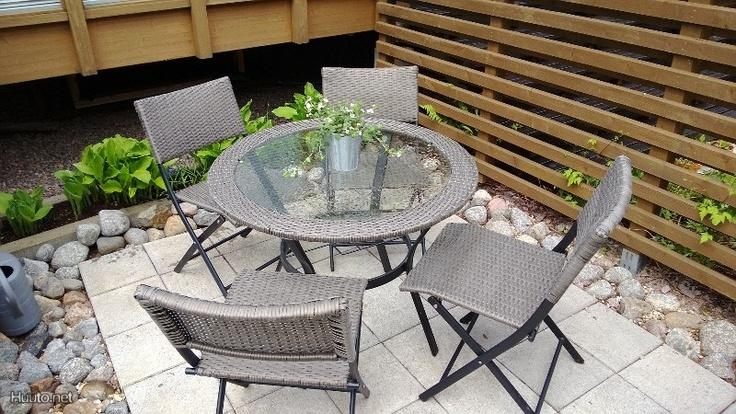 Puutarhakalusto / Garden furniture