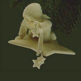"""Sprinkling Stars In The Sky"" Ornament - Snowbabies™ 1993"