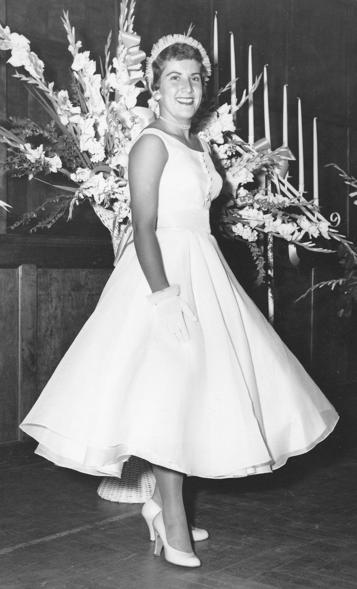 Happy Mother's Day! My Mom was a beautiful bridesmaid in