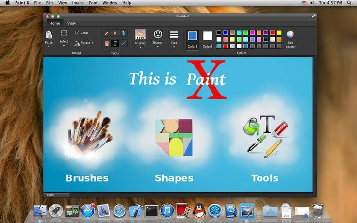 how to download microsoft paint for free on mac