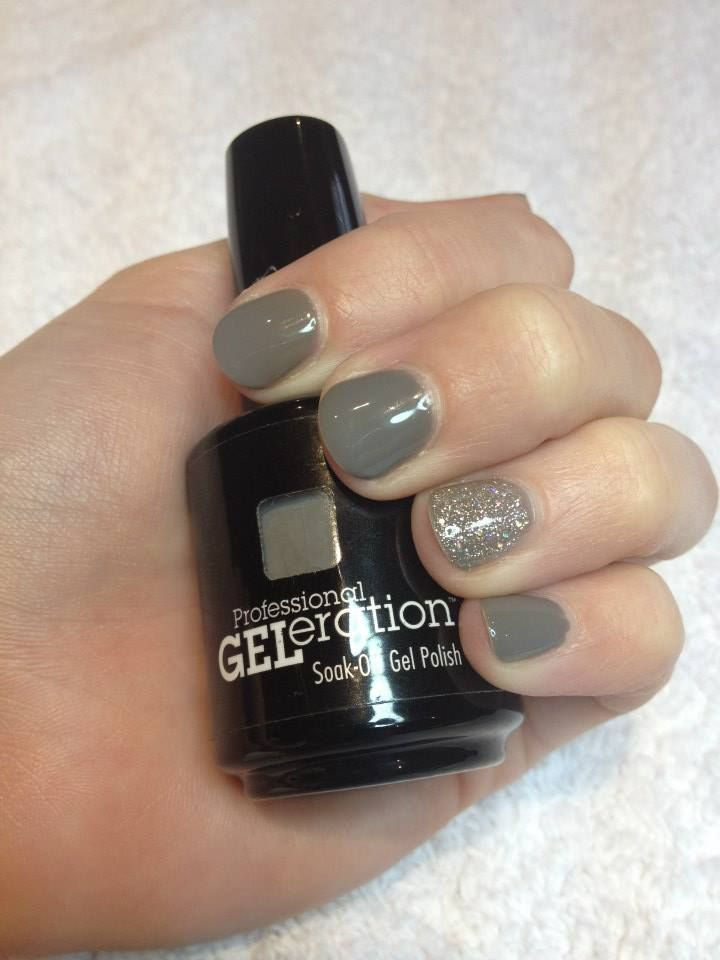 The 18 best Nails images on Pinterest | Jessica geleration, Nail ...