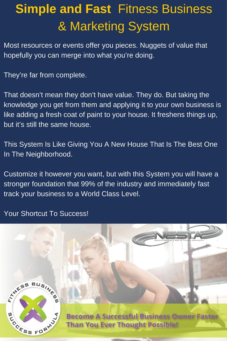 Personal training business plan \ fitness marketing strategies \ how do i market myself as a personal trainer and get more clients online \ affordable online marketing ideas for personal trainers \ marketing tactics for fitness business owners \ start up marketing costs for a small fitness studio