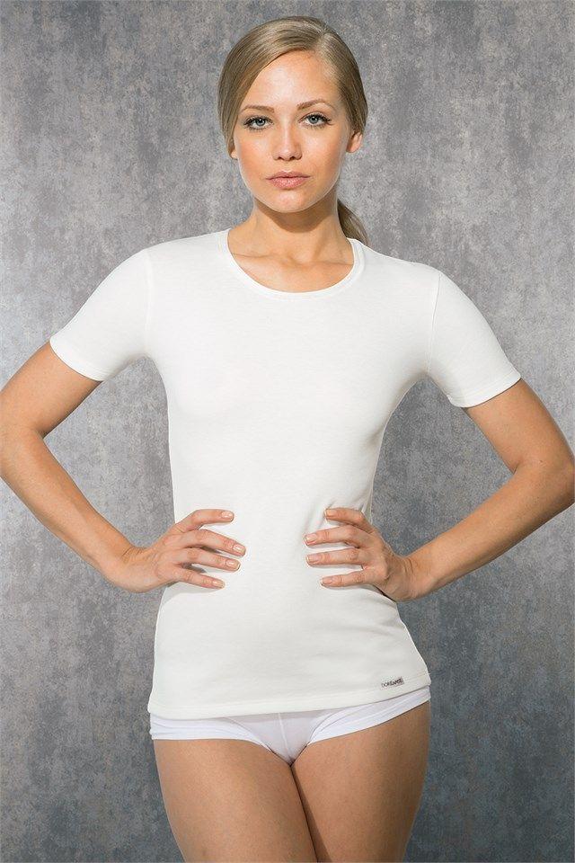 Bayan Termal T-Shirt Doreanse 9555