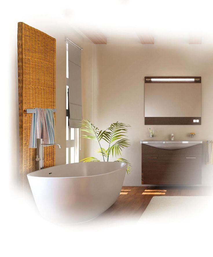 Grzejnik łazienkowy Design - Radeco - Wiki