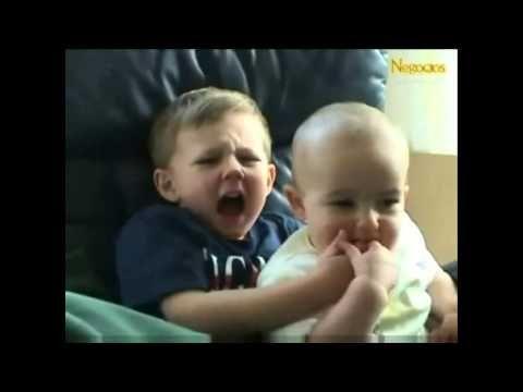 Videos Para Morirse De La Risa (bebes) - YouTube