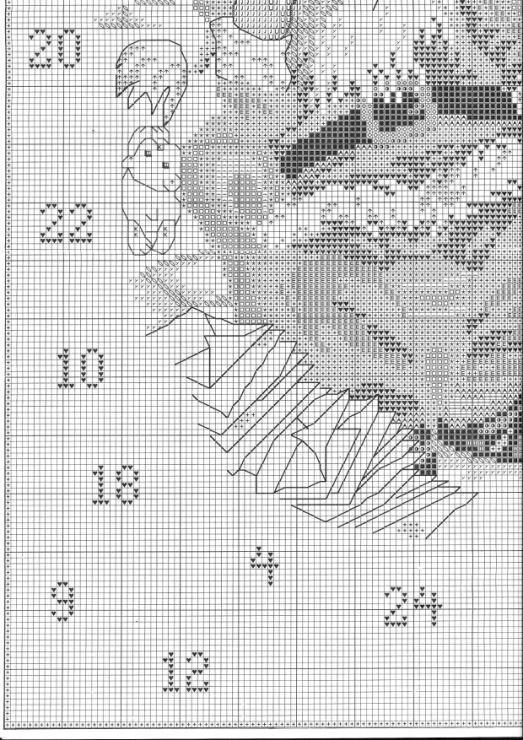 Calendario avvento babbo 3