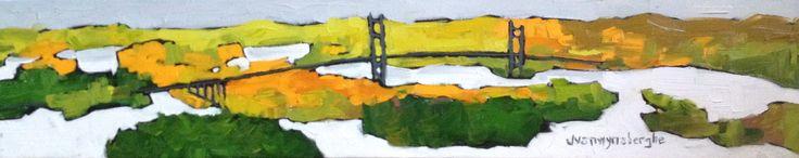 1000 islands bridge - 10X48
