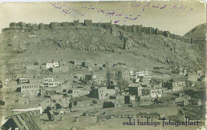 Bayburt Kalesi 1928
