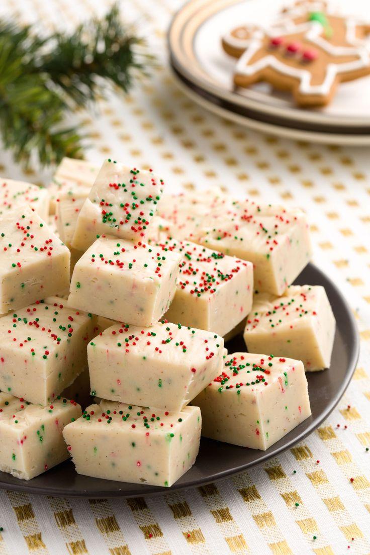 Our Gingerbread Fudge Tastes Like Christmas