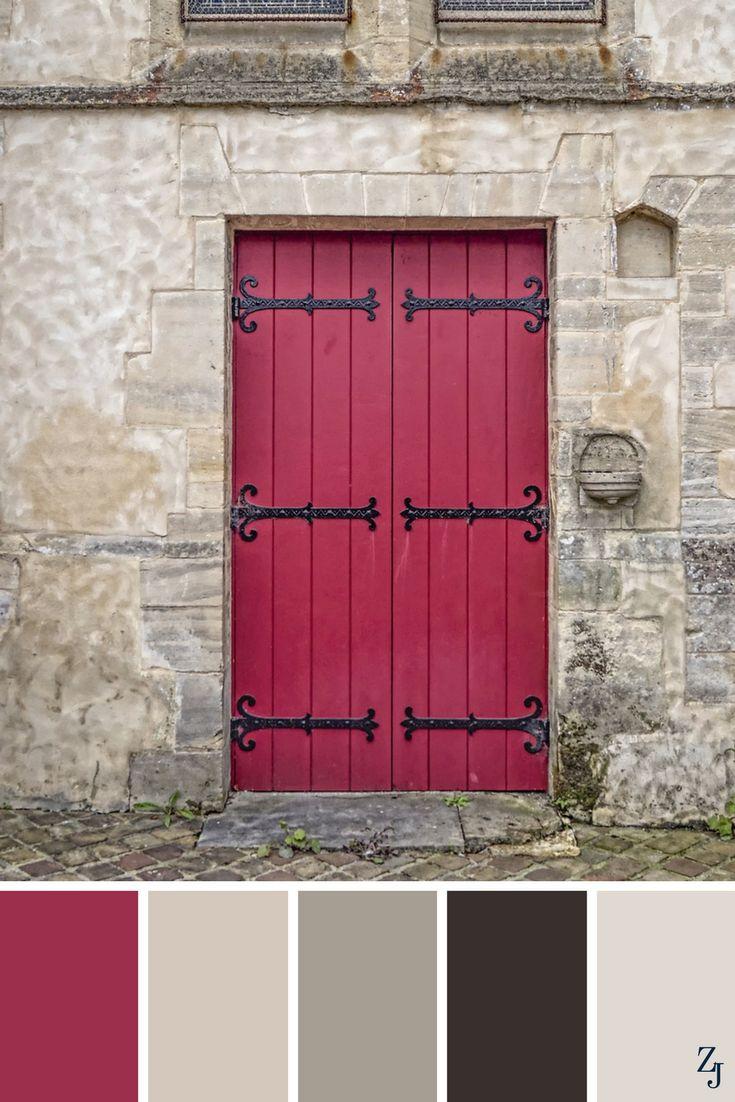 ZJ Colour Palette 125 #colourpalette #colourinspiration